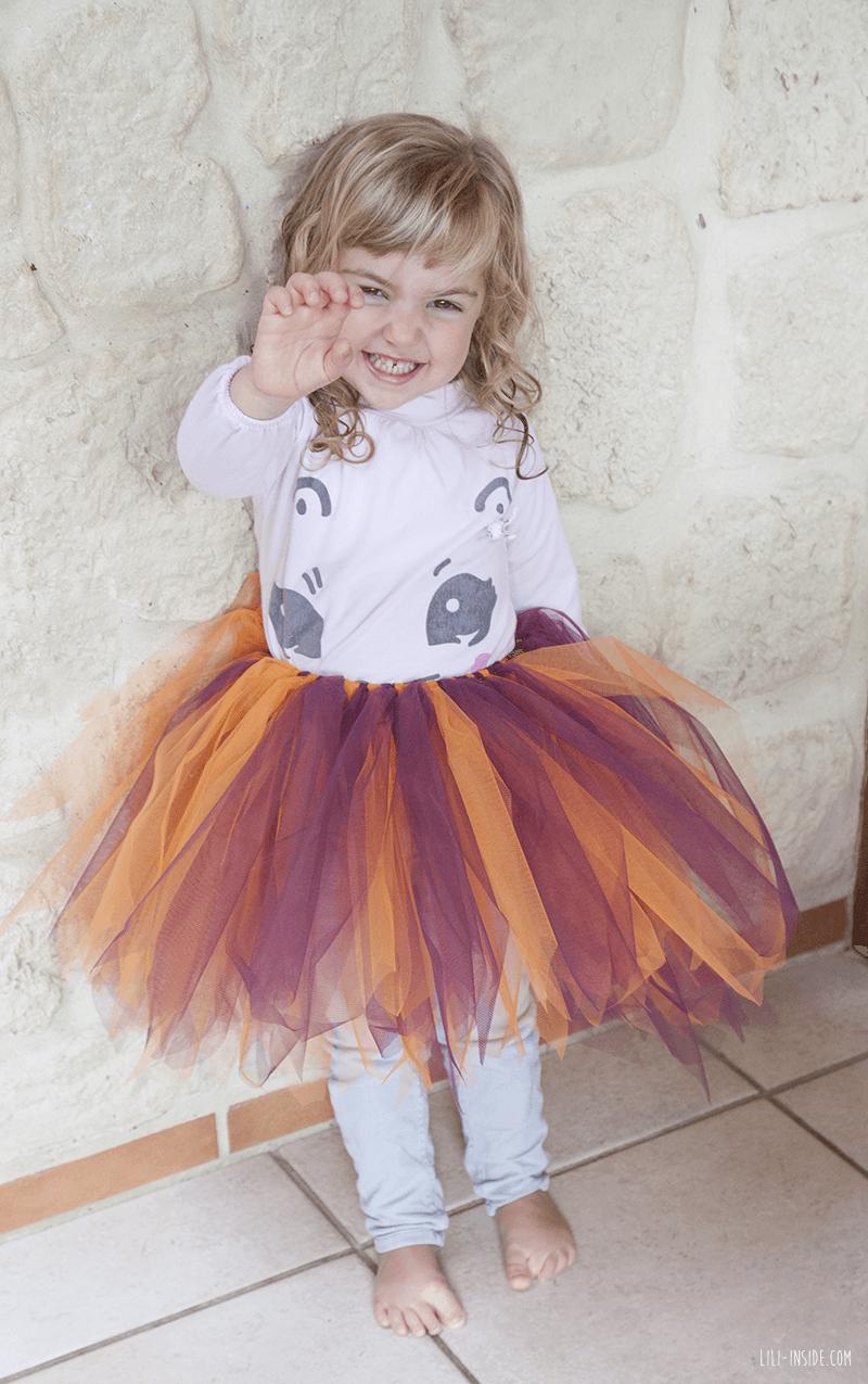 déguisement d'Halloween : le Tutu