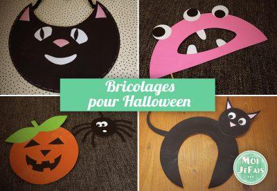 bricolage halloween facile