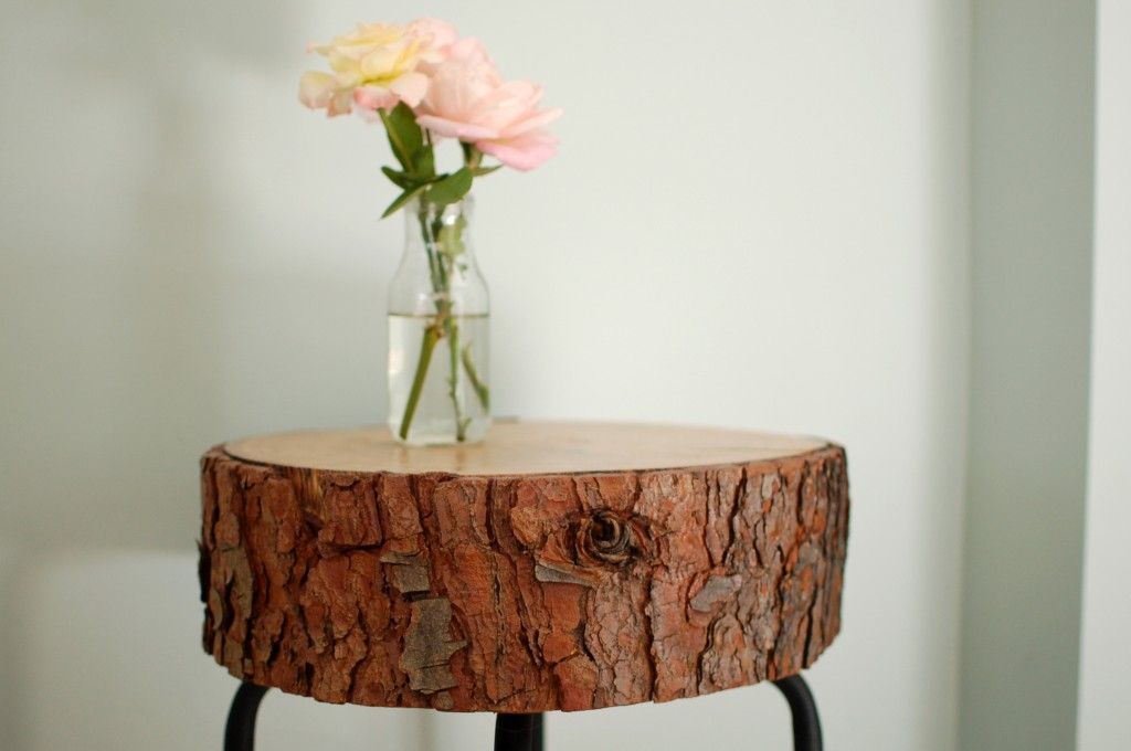 Table en bois DIY