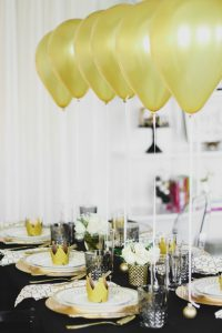 decoration table originale