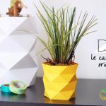 DIY cache-pot