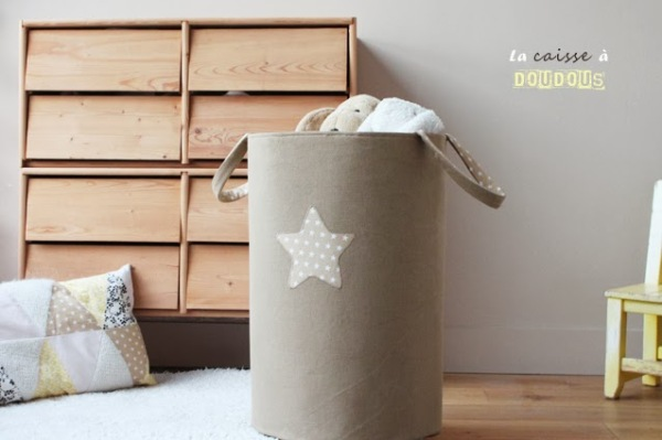 moi je fais diy panier de rangement. Black Bedroom Furniture Sets. Home Design Ideas