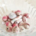 DIY perles en papier