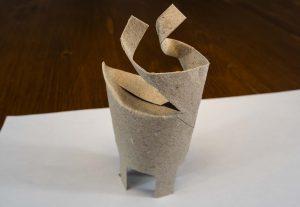 rennes de noel rouleau papier toilette