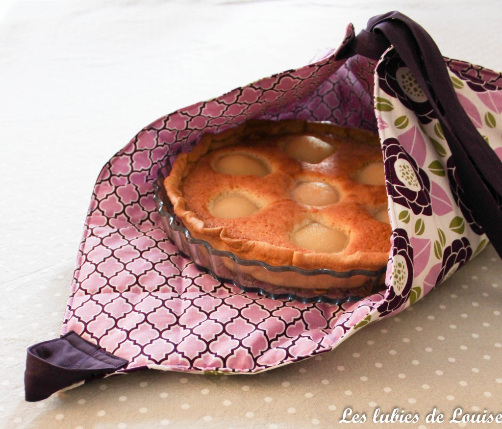 Un sac à tarte home-made