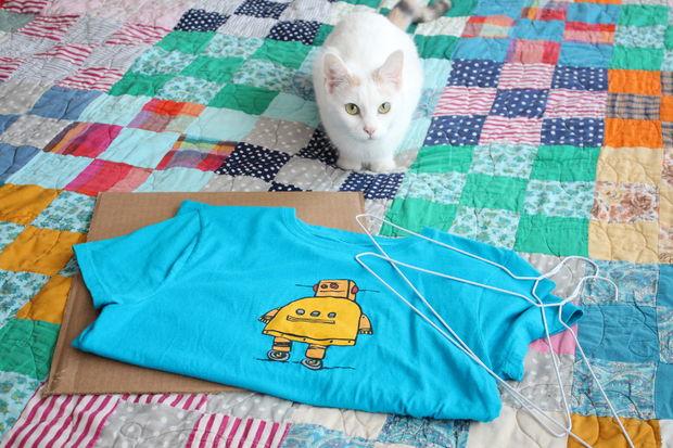 cabane chat à faire soi-même