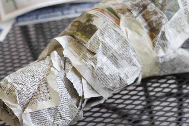 licorne papier maché 5