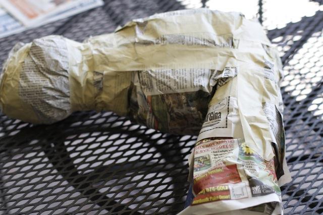 licorne papier maché 6