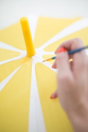 parapluie citron 7