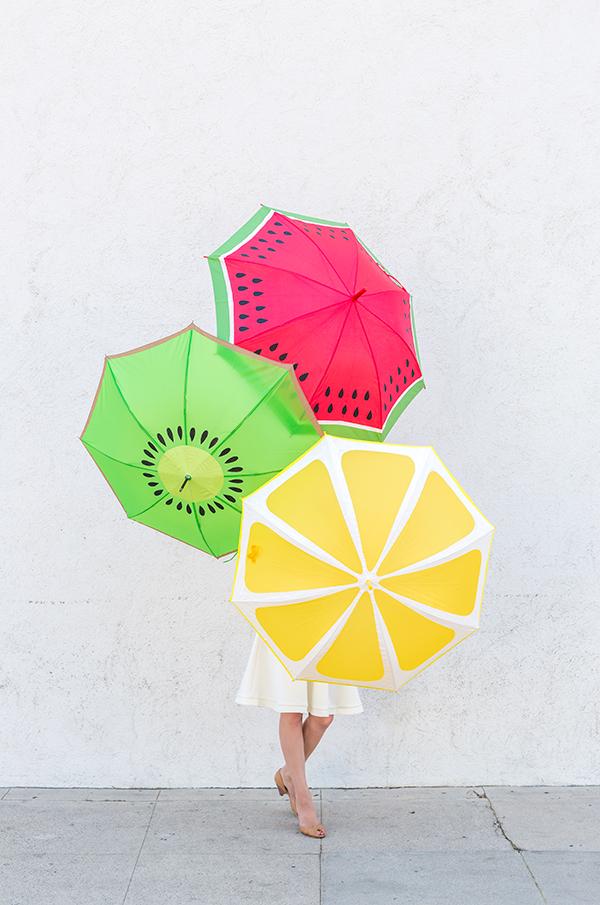 parapluie fruit