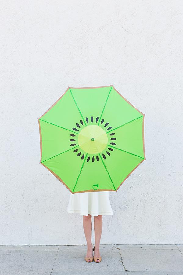 parapluie kiwi