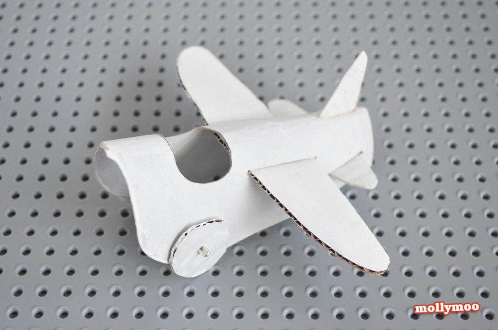 bricolage enfant avion