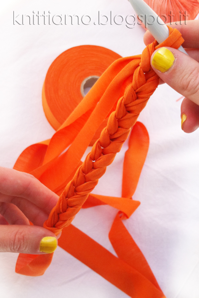 bracelet tissu facile