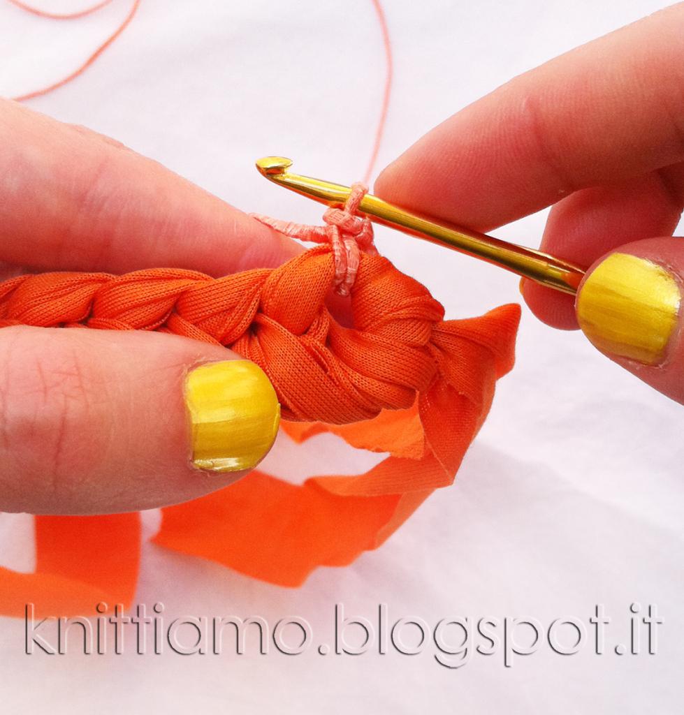 faire un bracelet en tissu