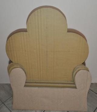 fauteuil carton 4