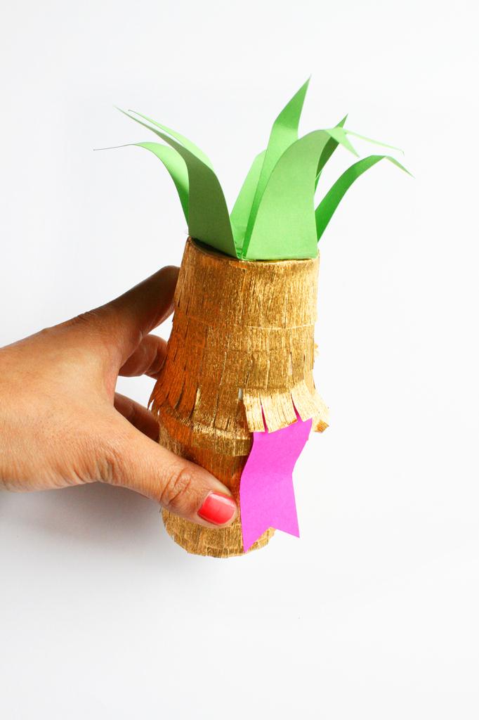 invitation ananas 2