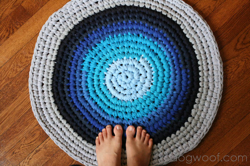 tapis trapilho
