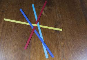 comment faire boule bandelette papier
