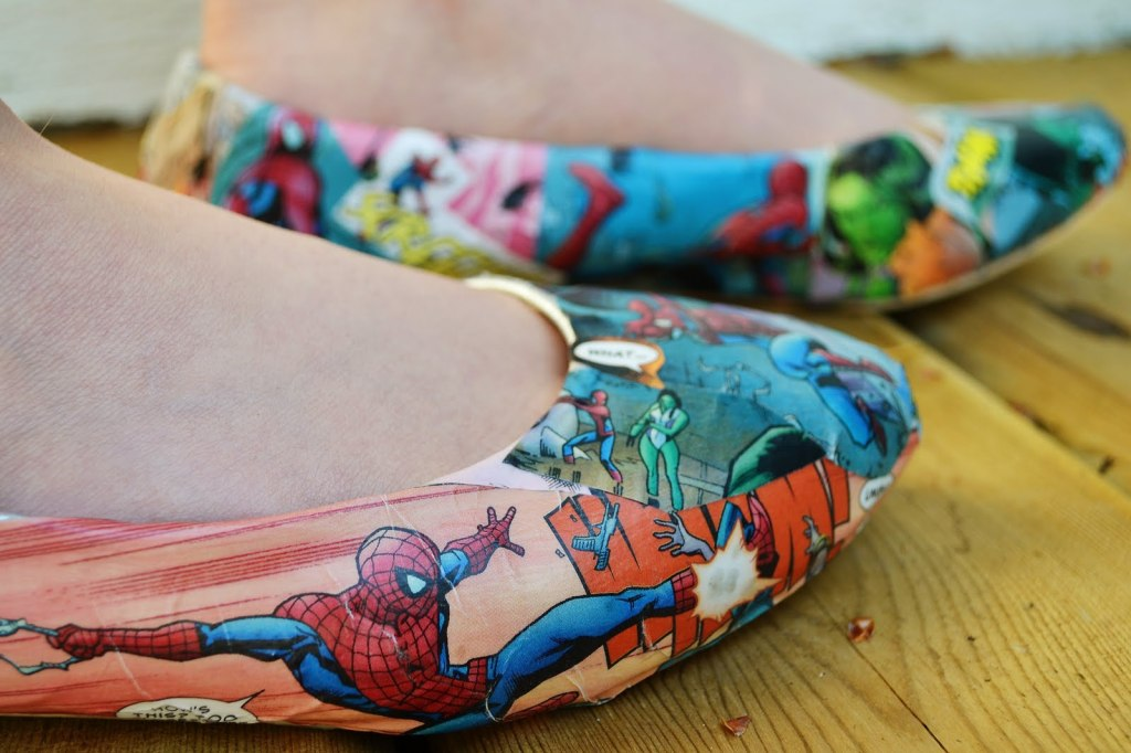 personnaliser ses chaussures diy