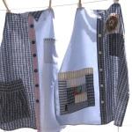 tablier chemise