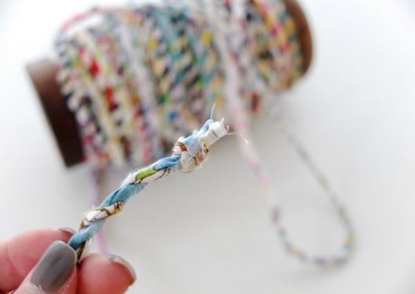 fil de tissu