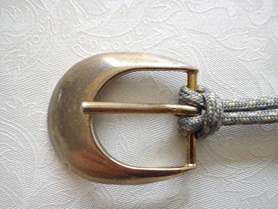 ceinture diy