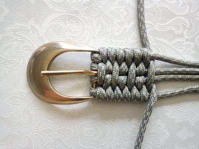 ee0643dfacd DIY Faire une ceinture tressée en réutilisant une vieille boucle