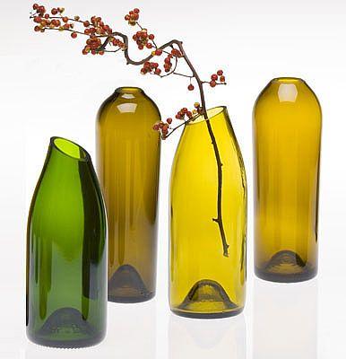 vases bouteille vin