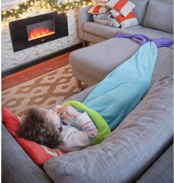 moi je fais faire une queue de sir ne pour en faire un plaid. Black Bedroom Furniture Sets. Home Design Ideas