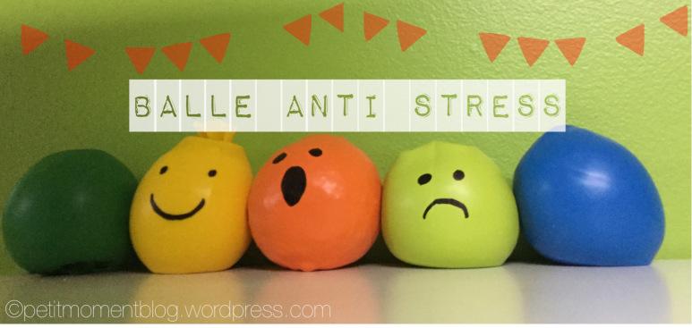 Souvent DIY Balles anti-stress ! simple et efficace ! NZ64