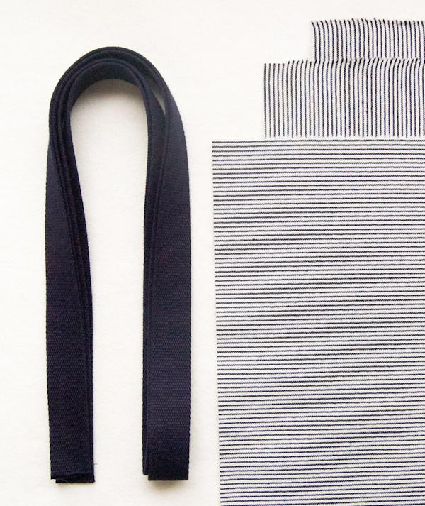diy faire un sac de plage pour cet t. Black Bedroom Furniture Sets. Home Design Ideas