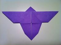 fabriquer un papillon en papier