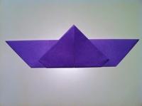faire papillon en origami