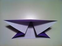 faire papillon origami