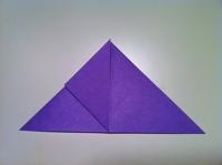 papillon papier origami