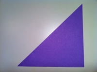réaliser papillon origami