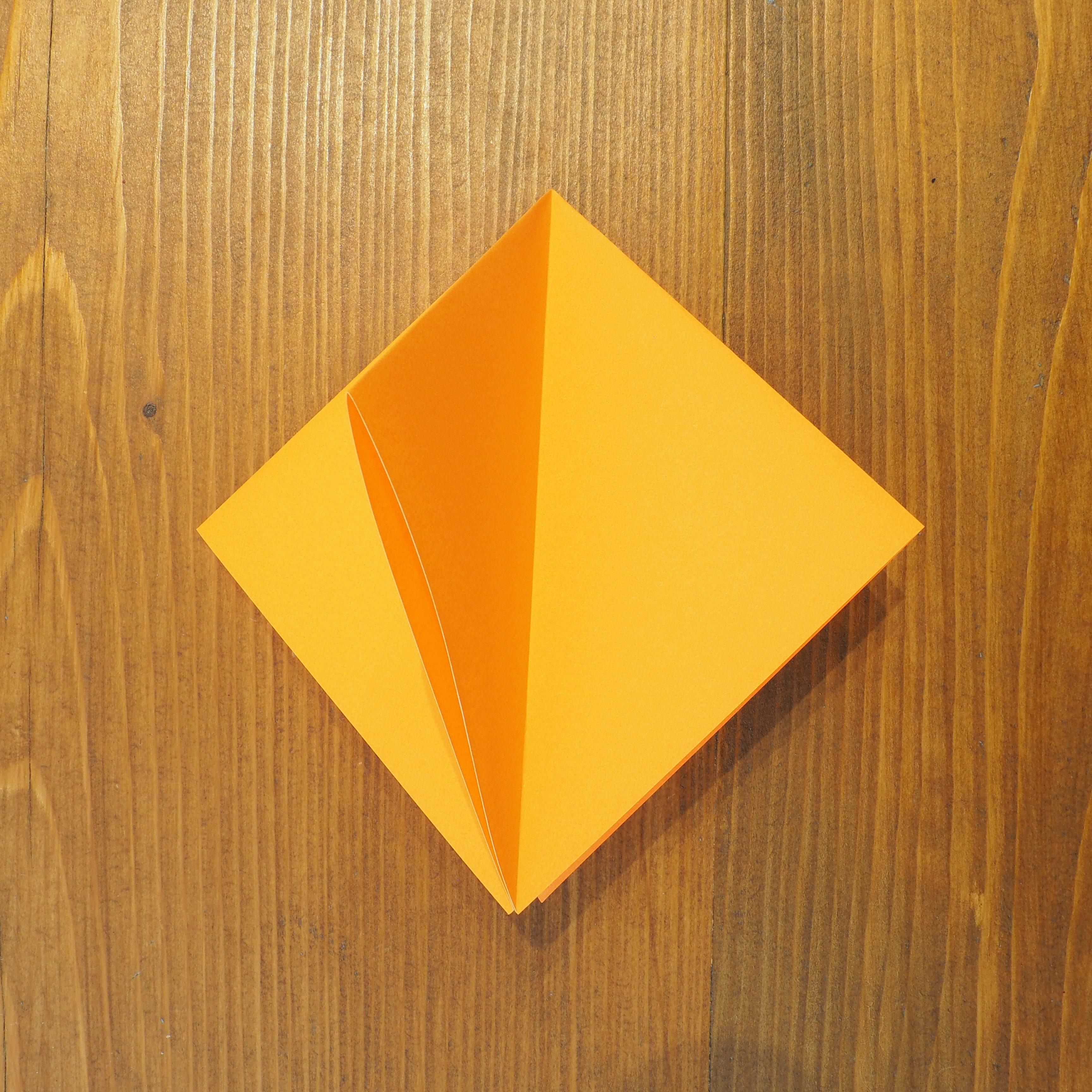 Diy Origami Facile La Fleur De Lys