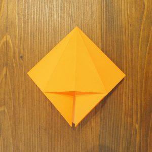 diy fleur origami