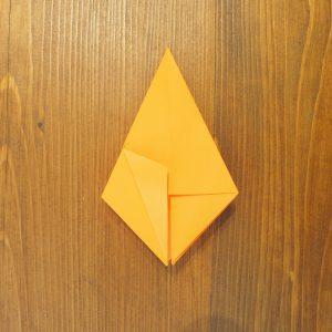 fleur lys origami