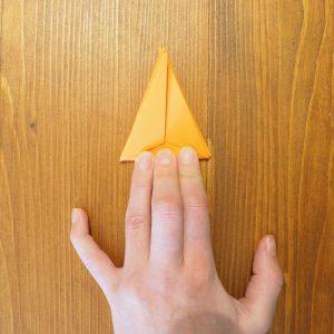 comment faire une fleur en origami