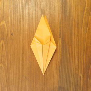 pliage papier fleur origami
