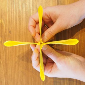 faire soi même fleur papier