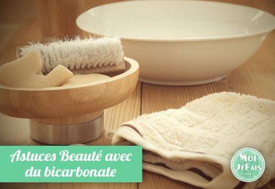 astuces beauté bicarbonate