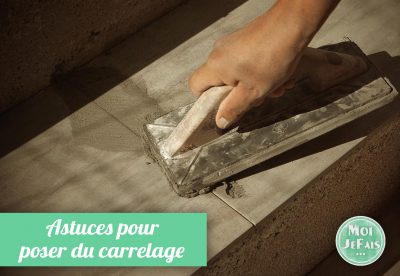 comment poser carrelage