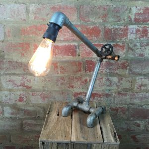 lampe robinet