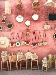mode ethnique - deco intérieur