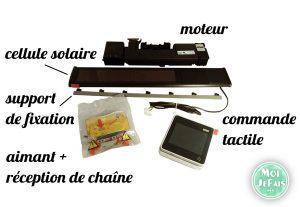 kit moteur velux