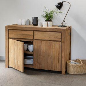 déco intérieure meuble en bois