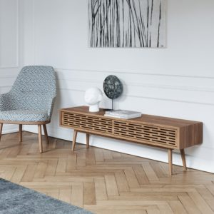 décoration intérieure meuble en bois