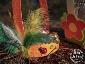 bricolage enfant panier de Pâques 02